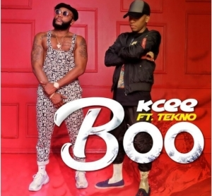Kcee - Boo ft. Tekno